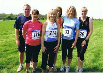 Bluebell 10k, Angmering : April 2009