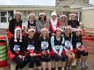 Worthing Christmas Cracker : 5th December 2009